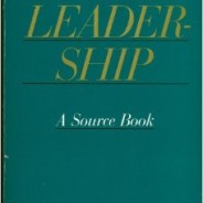 Political Leadership: A Source Book