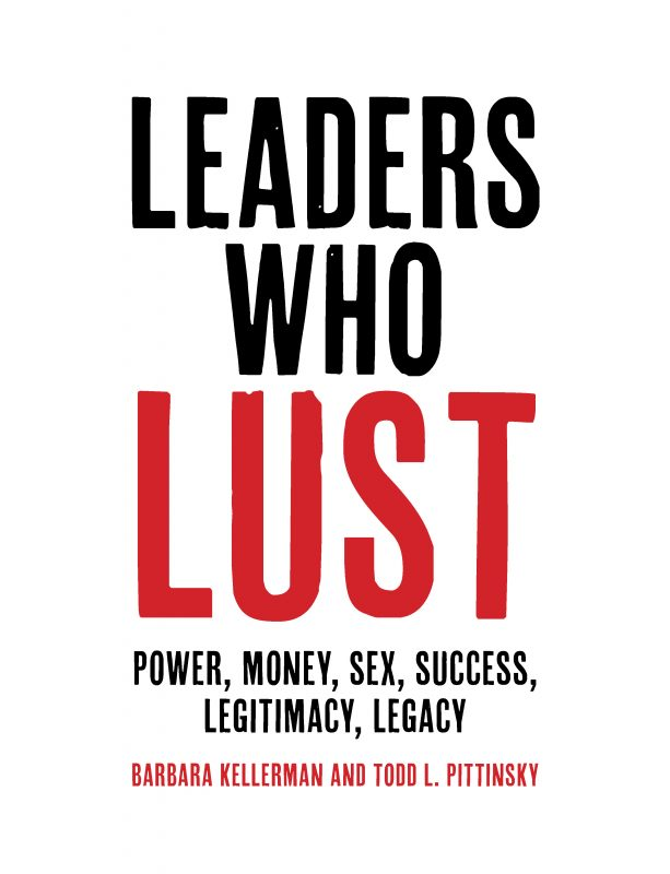 Cover of Leaders Who Lust